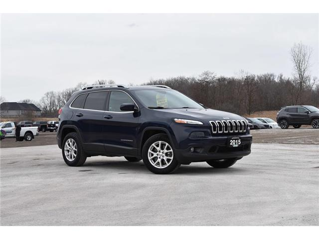 2015 Jeep Cherokee North (Stk: 21228A) in London - Image 1 of 20