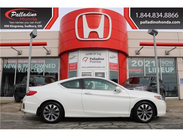 2015 Honda Accord EX (Stk: 23148A) in Sudbury - Image 1 of 35