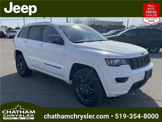 2021 Jeep Grand Cherokee Limited (Stk: N05008) in Chatham - Image 1 of 18