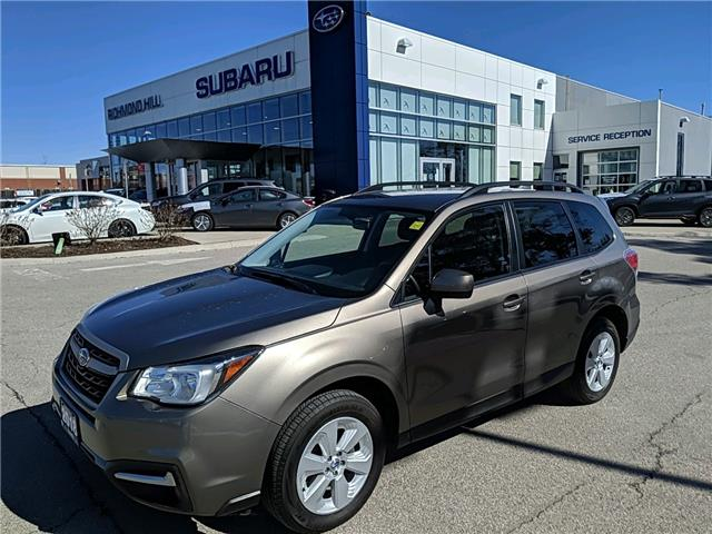 2018 Subaru Forester 2.5i Convenience (Stk: P03961) in RICHMOND HILL - Image 1 of 21