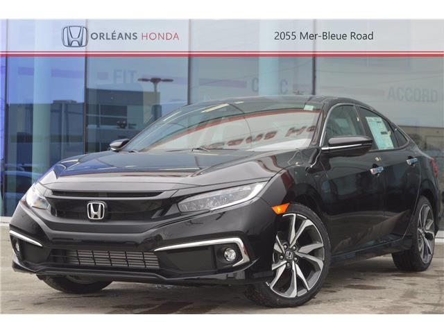 2021 Honda Civic Touring (Stk: 210262) in Orléans - Image 1 of 28