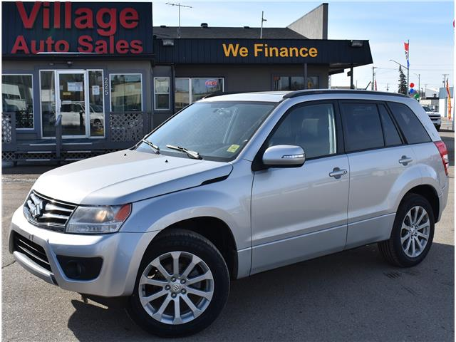 2013 Suzuki Grand Vitara JLX (Stk: T38228) in Saskatoon - Image 1 of 19