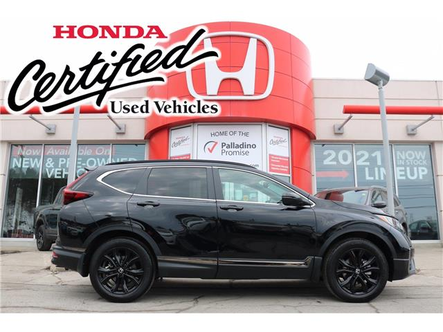 2020 Honda CR-V  (Stk: U9937) in Greater Sudbury - Image 1 of 37