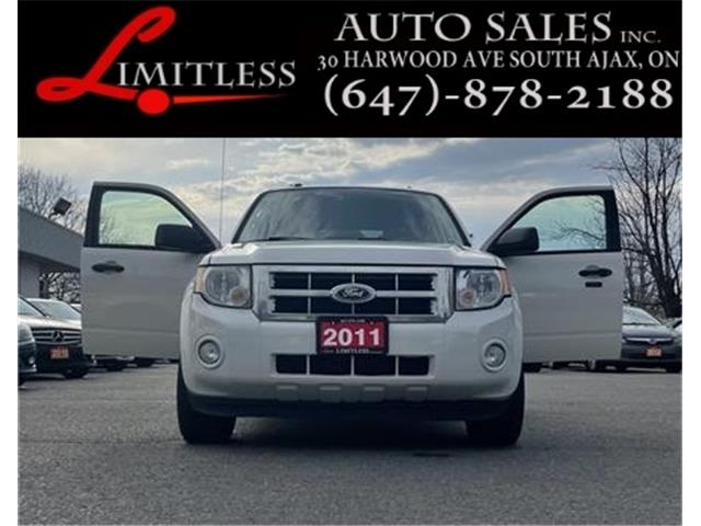 2011 Ford Escape XLT Automatic (Stk: 21-004) in Ajax - Image 1 of 14