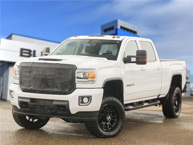 2018 GMC Sierra 3500HD SLT (Stk: 4608A) in Dawson Creek - Image 1 of 7