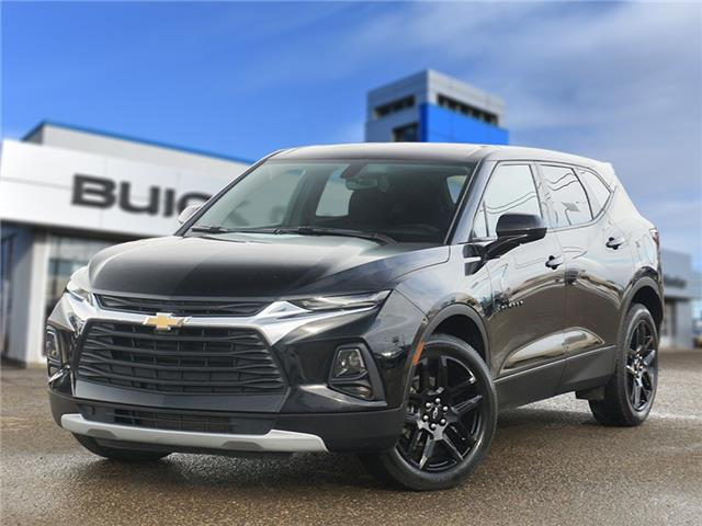 2020 Chevrolet Blazer LT (Stk: T21-1839A) in Dawson Creek - Image 1 of 16