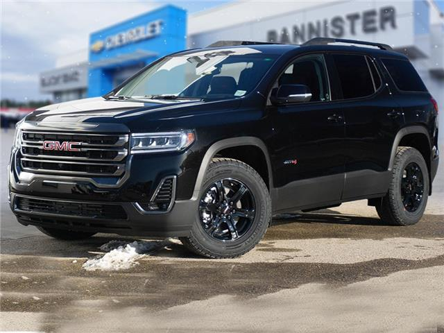 2021 GMC Acadia AT4 (Stk: 21-078) in Edson - Image 1 of 17