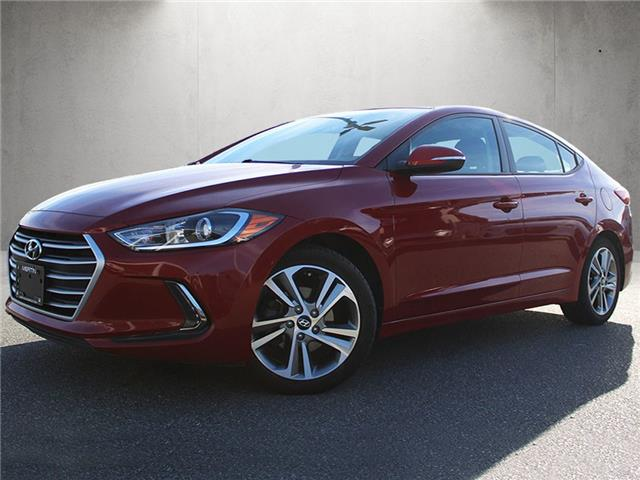 2017 Hyundai Elantra  (Stk: HB3-5212A) in Chilliwack - Image 1 of 18