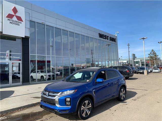 2021 Mitsubishi RVR GT (Stk: R21028) in Edmonton - Image 1 of 26