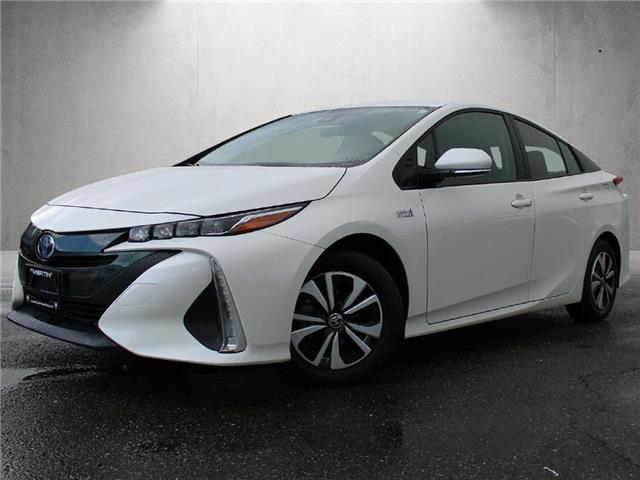 2018 Toyota Prius Prime Upgrade (Stk: K09-8544A) in Chilliwack - Image 1 of 15