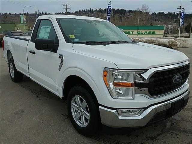 2021 Ford F-150 XLT (Stk: 21T028) in Quesnel - Image 1 of 13