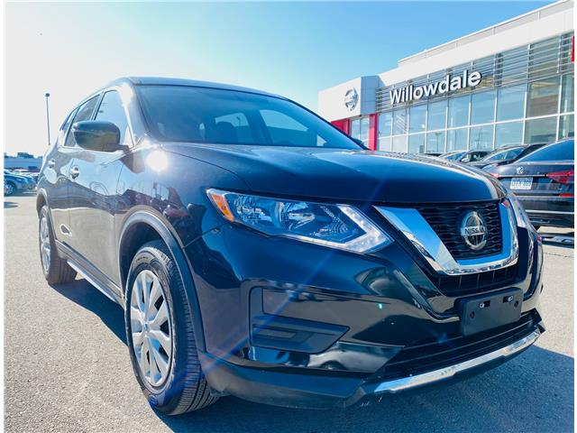 2019 Nissan Rogue S (Stk: N1680A) in Thornhill - Image 1 of 19