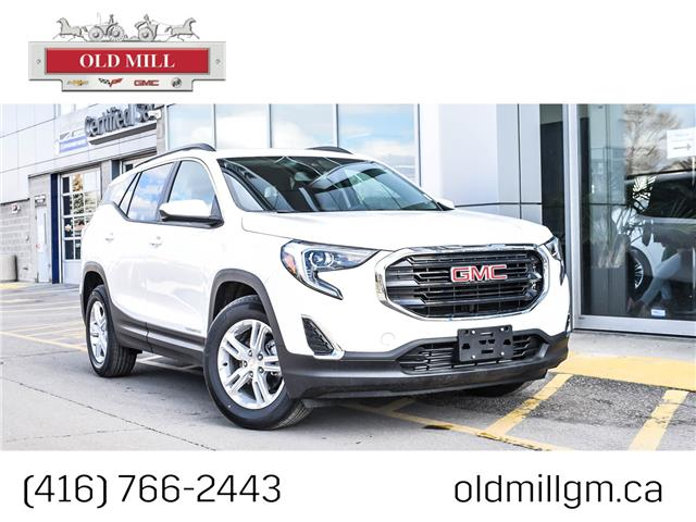 2021 GMC Terrain SLE (Stk: ML349335) in Toronto - Image 1 of 22