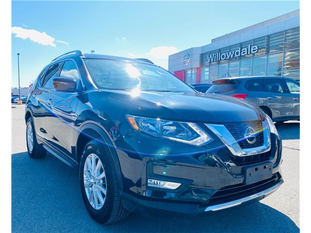 2018 Nissan Rogue SV (Stk: C35760) in Thornhill - Image 1 of 20