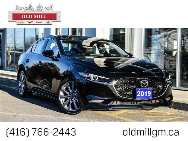 2019 Mazda Mazda3 GT (Stk: 104246U) in Toronto - Image 1 of 25