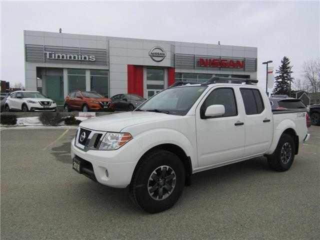 2018 Nissan Frontier  (Stk: L272A) in Timmins - Image 1 of 15