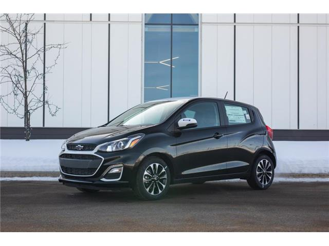 2021 Chevrolet Spark 1LT Manual (Stk: MM094) in Trois-Rivières - Image 1 of 26