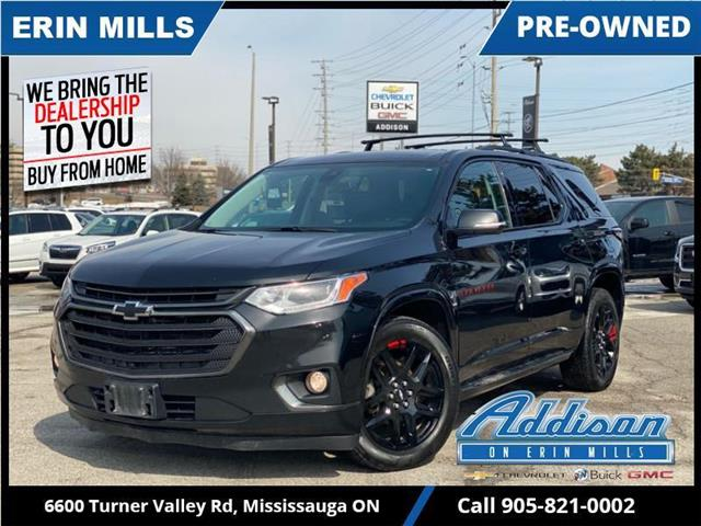 2019 Chevrolet Traverse Premier (Stk: UM51121) in Mississauga - Image 1 of 24