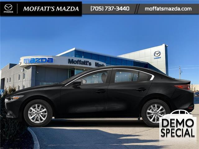 Used 2020 Mazda Mazda3 GS  - Luxury Package - Barrie - Moffatt's Mazda