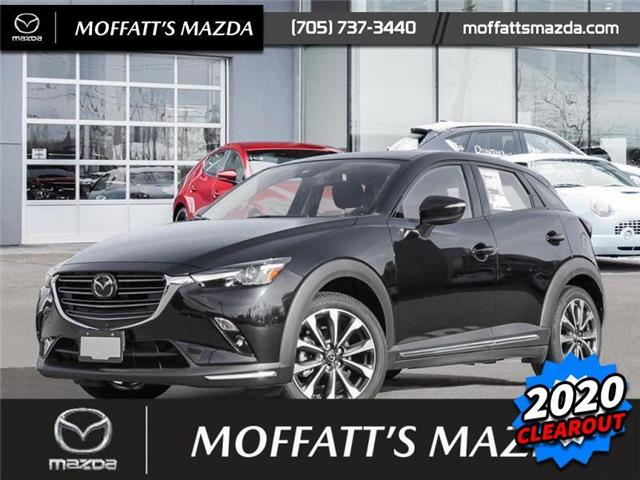 2020 Mazda CX-3 GT (Stk: P8319) in Barrie - Image 1 of 11