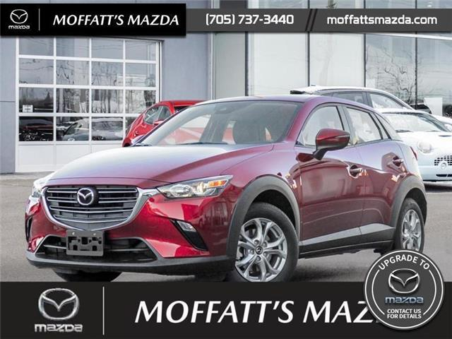 2021 Mazda CX-3 GS (Stk: P8670) in Barrie - Image 1 of 23
