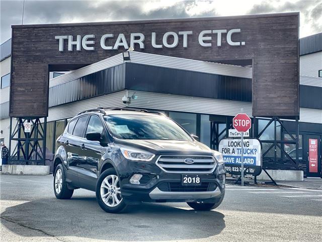 2018 Ford Escape SEL (Stk: 20510-1) in Sudbury - Image 1 of 26