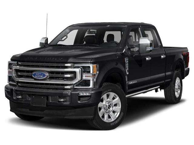 2021 Ford F-250 Platinum (Stk: M-1219) in Calgary - Image 1 of 9