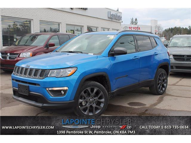 2021 Jeep Compass North (Stk: 21032) in Pembroke - Image 1 of 30