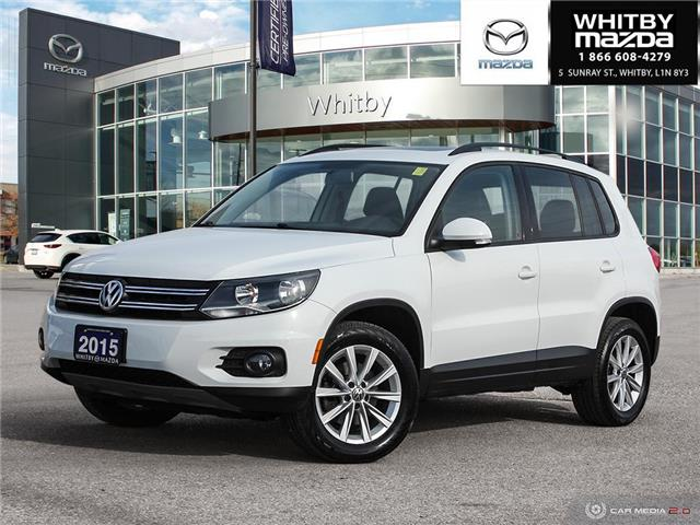 2015 Volkswagen Tiguan  (Stk: 210246A) in Whitby - Image 1 of 27