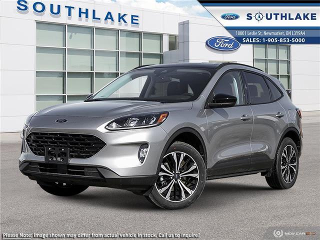 2021 Ford Escape SEL (Stk: 31405) in Newmarket - Image 1 of 23