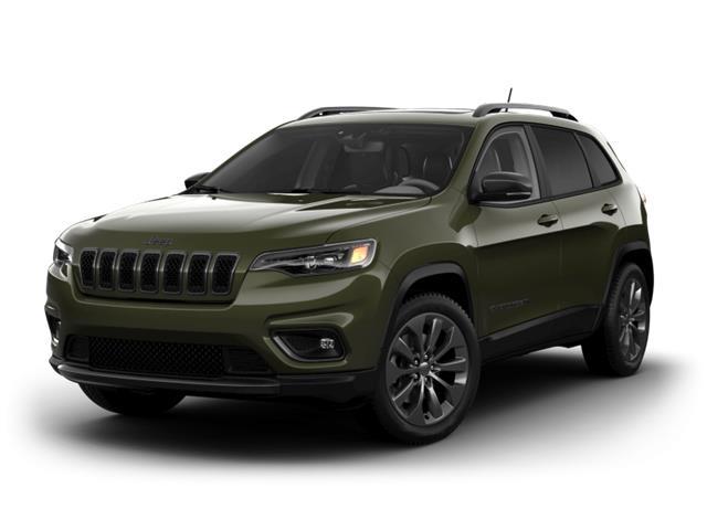2021 Jeep Cherokee North (Stk: M144) in Miramichi - Image 1 of 1