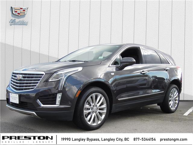 2017 Cadillac XT5 Platinum (Stk: 0202471) in Langley City - Image 1 of 27