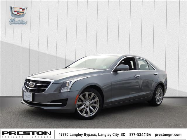 2018 Cadillac ATS 2.0L Turbo Luxury (Stk: 1200671) in Langley City - Image 1 of 30