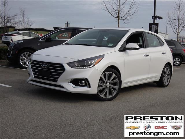 2020 Hyundai Accent Ultimate (Stk: 1203061) in Langley City - Image 1 of 28