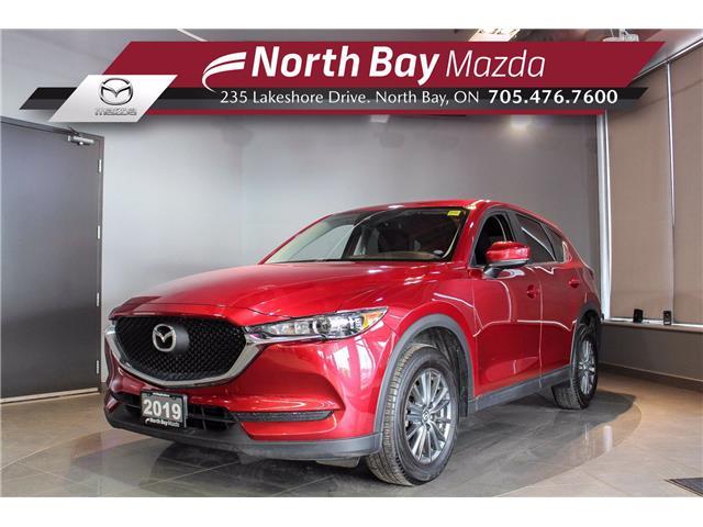 2019 Mazda CX-5 GX (Stk: U6760) in North Bay - Image 1 of 20