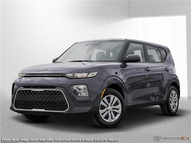 2021 Kia Soul LX (Stk: 21183) in Waterloo - Image 1 of 28