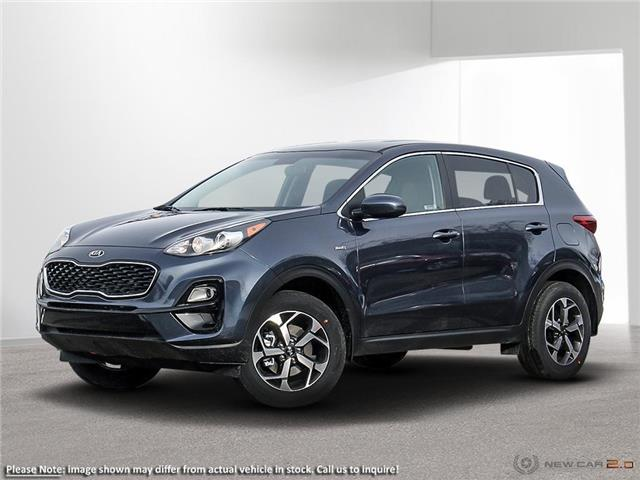 2021 Kia Sportage LX (Stk: 21216) in Kitchener - Image 1 of 25