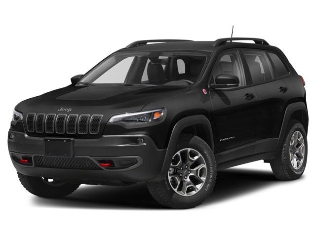 2021 Jeep Cherokee Trailhawk (Stk: 21297) in Mississauga - Image 1 of 9
