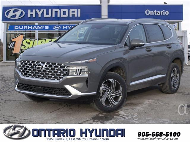 2021 Hyundai Santa Fe Preferred w/Trend Package (Stk: 335540) in Whitby - Image 1 of 20