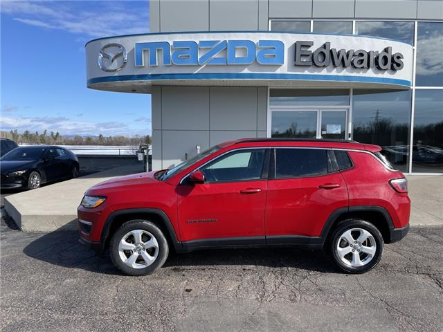 2018 Jeep Compass North (Stk: 22583) in Pembroke - Image 1 of 13