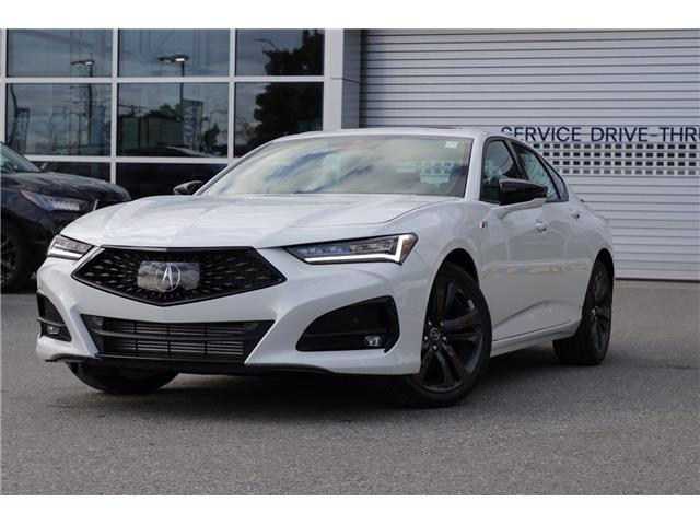 2021 Acura TLX A-Spec (Stk: 19555) in Ottawa - Image 1 of 30