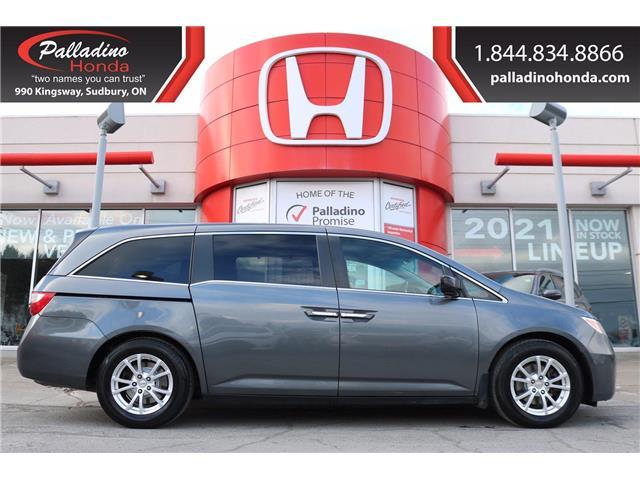 2012 Honda Odyssey EX (Stk: U9903A) in Greater Sudbury - Image 1 of 28