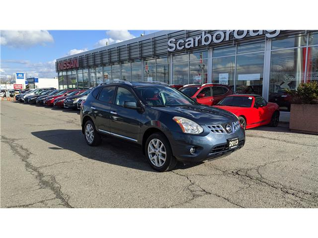 2013 Nissan Rogue SV (Stk: P7741) in Scarborough - Image 1 of 7