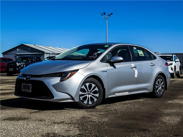 2021 Toyota Corolla Hybrid  (Stk: 12052) in Waterloo - Image 1 of 18