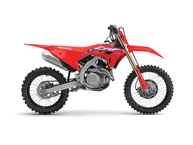 2021 Honda CRF450R  (Stk: B400025) in Fort St. John - Image 1 of 1