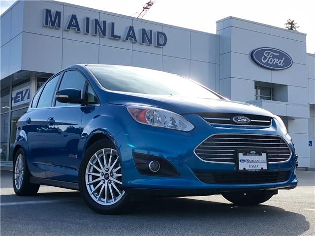 2013 Ford C-Max Hybrid SEL (Stk: 21ES6947A) in Vancouver - Image 1 of 30