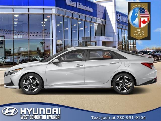 2021 Hyundai Elantra ESSENTIAL (Stk: EL13020) in Edmonton - Image 1 of 1