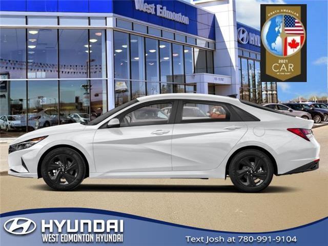 2021 Hyundai Elantra Preferred (Stk: EL11867T) in Edmonton - Image 1 of 1