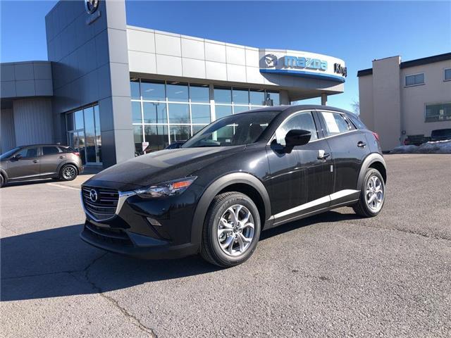 2021 Mazda CX-3 GS (Stk: 21T094) in Kingston - Image 1 of 15