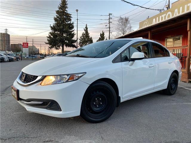 2013 Honda Civic EX (Stk: 142550) in SCARBOROUGH - Image 1 of 18